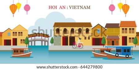 hoi an vietnam landmarks
