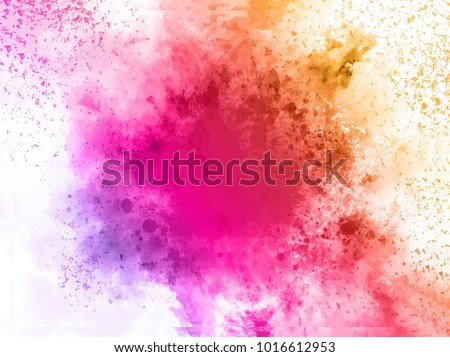 Holi,  abstract colorful background