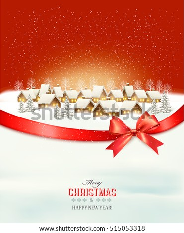 holiday christmas winter