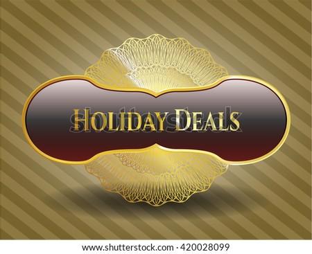 Holiday Deals shiny emblem