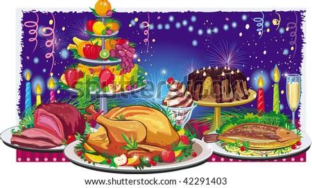 Holiday dinner