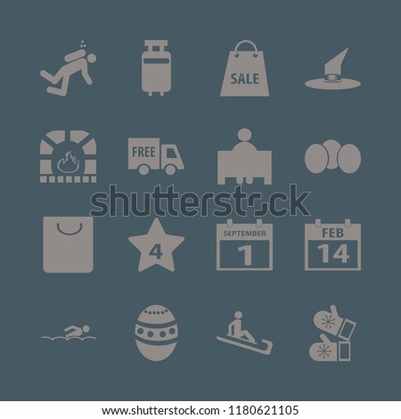 holiday icon holiday vector