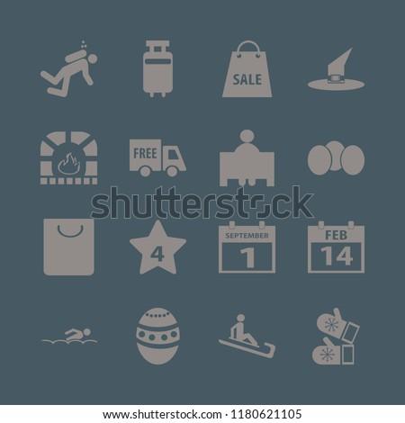 holiday icon holiday vector