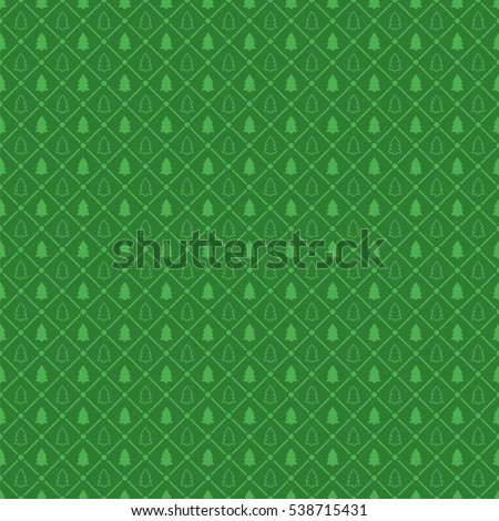 holiday seamless pattern with