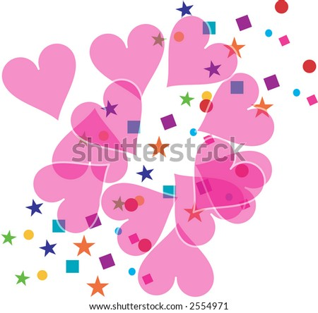 Holiday Sweethearts Confetti