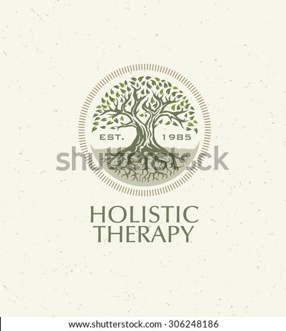holistic therapy tree with