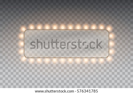 Hollywood Light Night Background Free Vector Download Free Vector