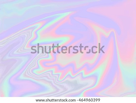 Shutterstock Holographic abstract background in pastel / neon color design. Vector illustration for your modern style trends 80s / 90s background for creative project design : fashion. cover, book, printing & more