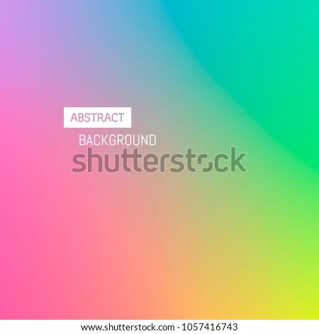 Holographic backgrounds. Vector illustration. Can be used for brochures, banners, postcards or other. #1057416743