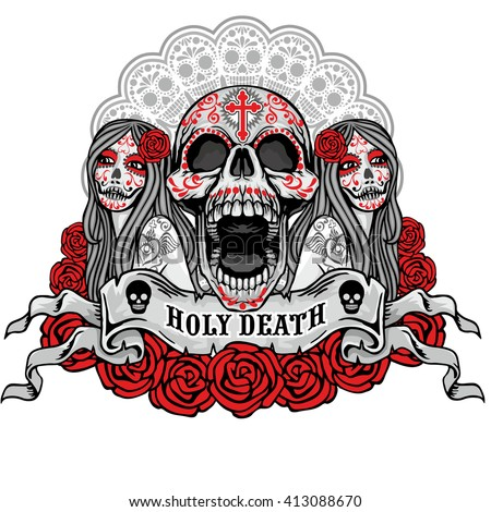 holy death  day of the dead