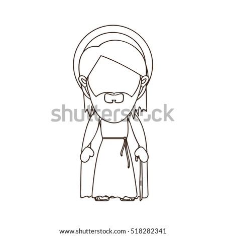 holy family icon image