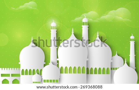 holy month of muslim community
