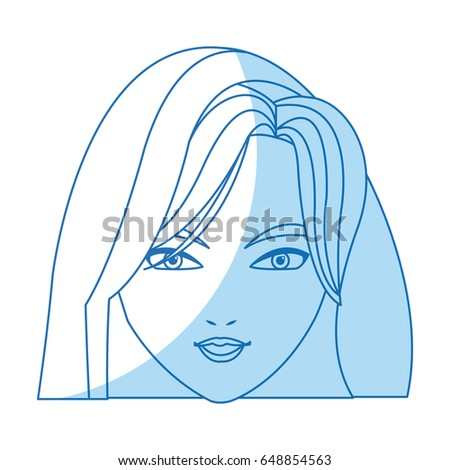 holy virgin mary cartoon face