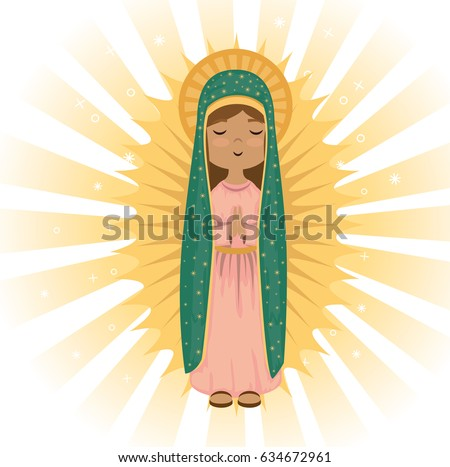 holy virgin of guadalupe