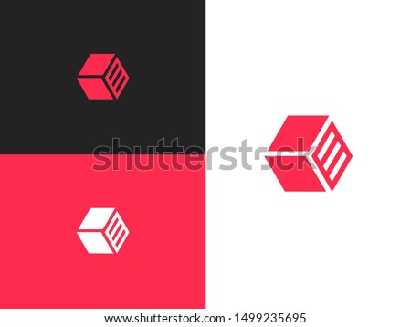 home blinds concept logo design