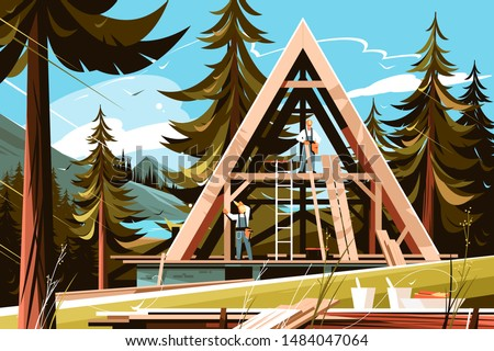 home construction in
