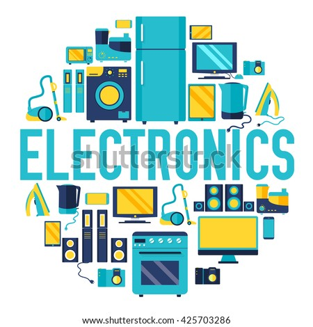 home electronics appliances