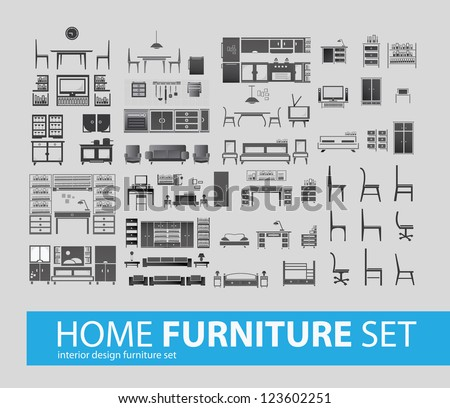 Home furniture set 10