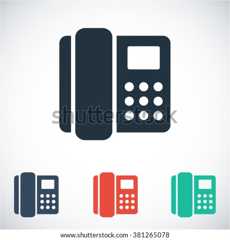 Home phone  icon