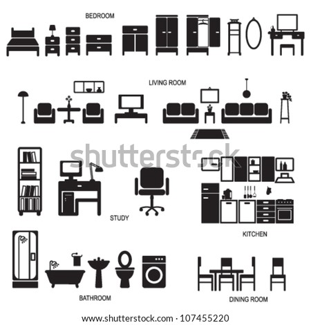 Home related icons 1
