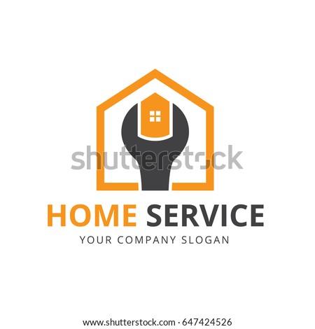 Home Services Logo ,Home Repair