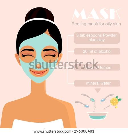 homemade facial mask facial