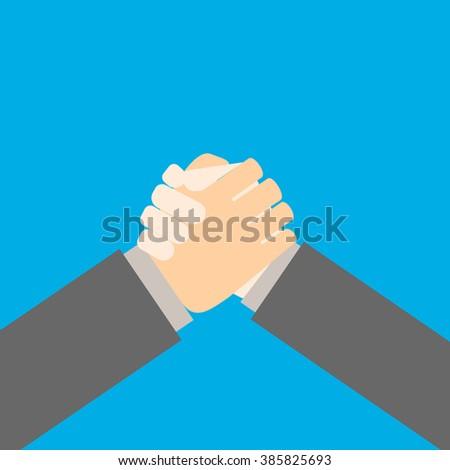 homie handshake   lets go