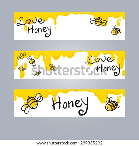 honey and Bee web banner