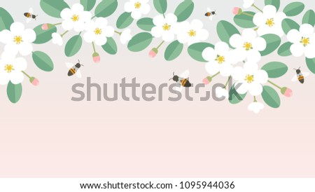 honey bee day template banner