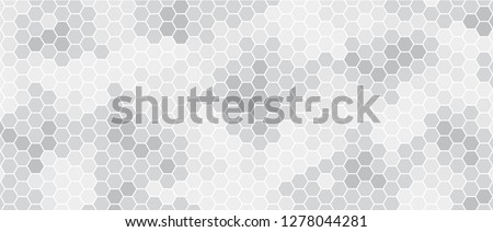 Honeycomb monochrome honey seamless pattern Vector cell cells mosaic background raster fun funny honey bee honeycombs Beehive orange gray honeycomb ornament hexagon vintage hexagons geometric shapes