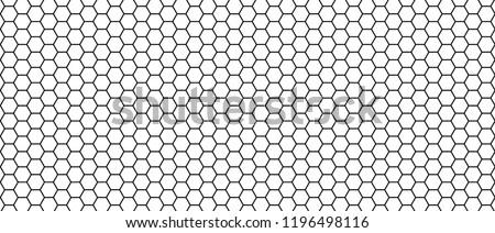Honeycomb monochrome honey seamless pattern Vector eps hexagons of geometric shapes mosaic background raster fun funny honey bee honeycombs Beehive  honeycomb ornament Soccer Football net Transparent