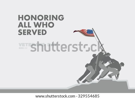 honors veterans day the