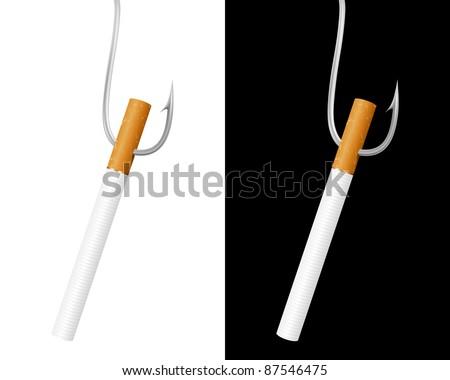 Hooked On Smoking