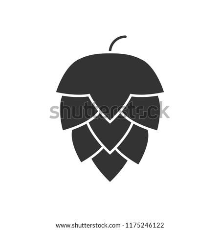 Hop black icon