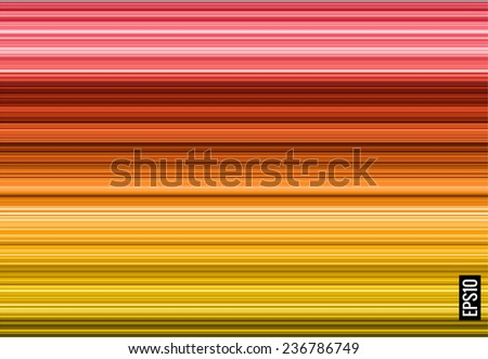 horizontal abstract striped
