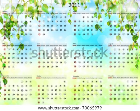 2011 calendar template. october 2011 calendar template