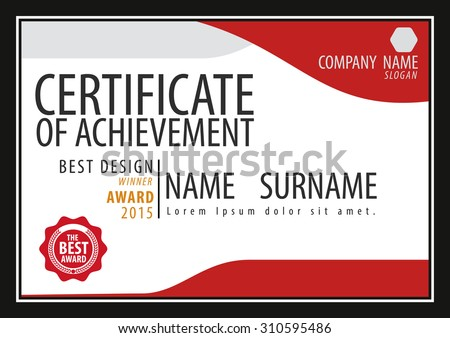 Free certificate template download free vector art stock horizontal certificate templatediplomaletter size vector yadclub Images