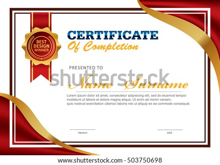 Royalty free stock photos and images horizontal certificate horizontal certificate template diploma vector maxwellsz