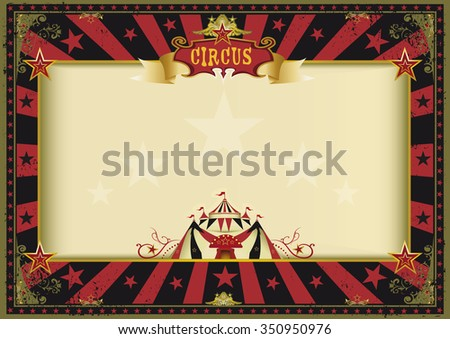 Old Circus Poster - Download Free Vector Art, Stock Graphics & Images