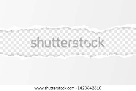 Ripped Paper Vectors - Download Free Vector Art, Stock Graphics & Images