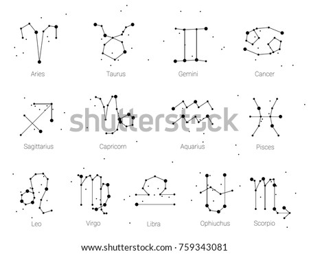 Zodiac Signs Download Free Vector Art Stock Graphics Images