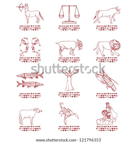 Horoscope collection