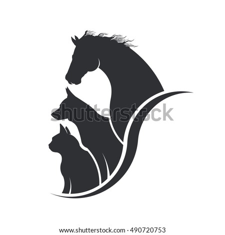 horse  dog  cat animal lover
