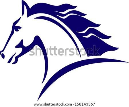 horse head vector download free vector art stock graphics images rh vecteezy com horse head vector free download horse head vector art