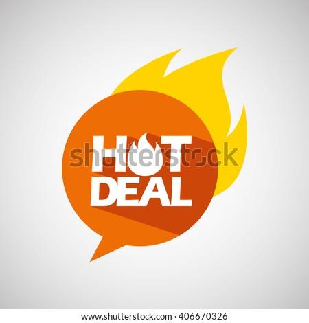 hot deals design