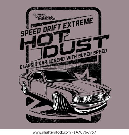 hot dust speed drift extreme