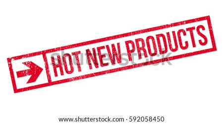 hot new products rubber stamp