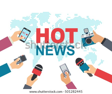 hot news  mass media
