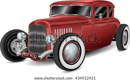hot rod completely editable