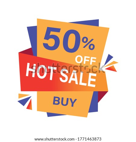 hot sale banner this weekend